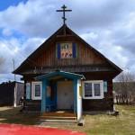 Храм в Сербишино