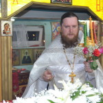 Настоятель - иеромонах Евфимий (Репьев)